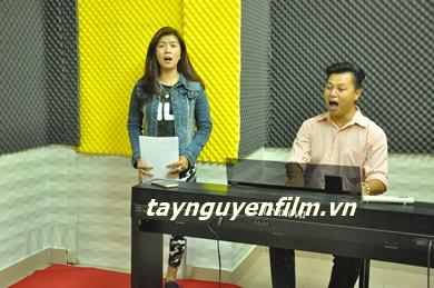 Khóa đào tạo ca sĩ