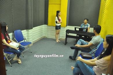khóa đào tạo diễn xuất