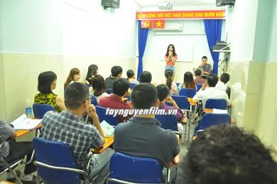 lớp đào tạo diễn viên