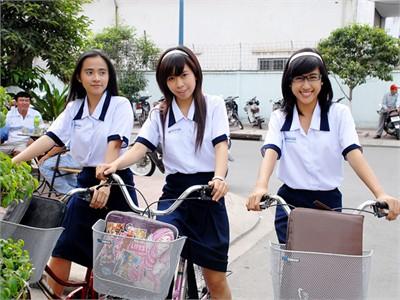 3 cô gái phim nữ sinh
