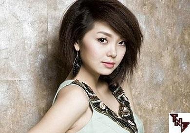 Minh Hằng xinh đẹp