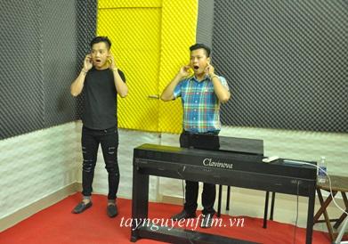 Khóa đào tạo diễn xuất ngắn hạn