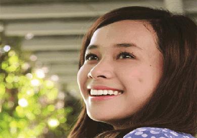 Nụ cười của Lê Chi Na