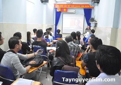 học kỹ năng thuyêt trình tại tp.hcm