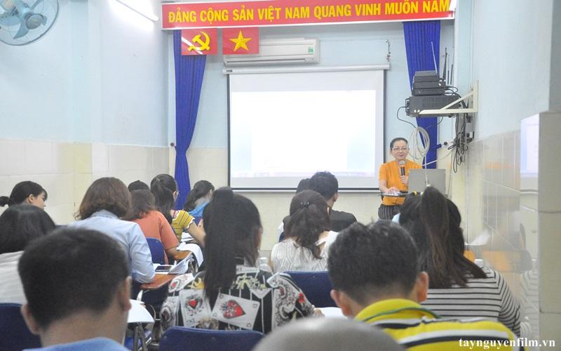 khóa học kỹ năng giao tiếp tại TP.HCM