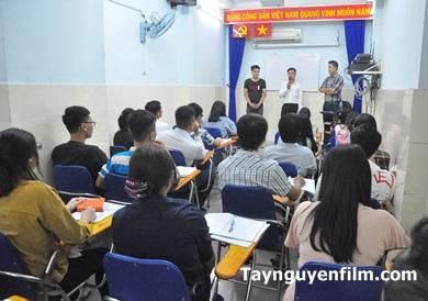 Dạy kỹ năng giao tiếp tại Tp.HCM