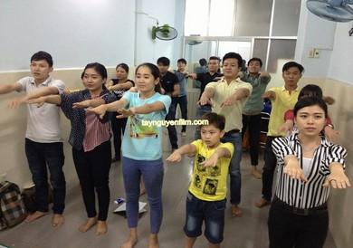 Chiêu sinh lớp đào tạo diễn viên điện ảnh truyền hình