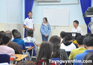 khóa học mc dẫn chương trình