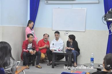 Khai Giảng Khóa Đào Tạo Diễn Viên Điện Ảnh Tại TP.HCM