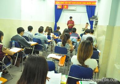 Mở Lớp Đào Tạo Diễn Viên Điện Ảnh