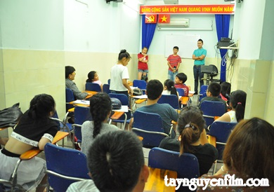khóa học hè cho trẻ tại Tp.HCM