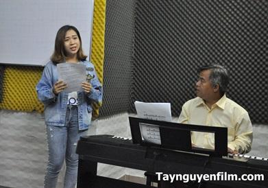 khóa học hát chuyên nghiệp