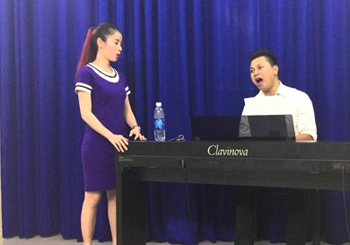 nơi học hát uy tín tại TP.HCM