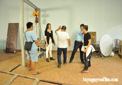tuyển sinh lớp đào tạo diễn viên