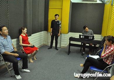 Cách tập hát karaoke