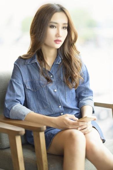 Người mẫu Huỳnh Thi