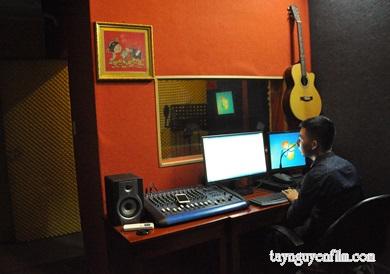 PHÒNG THU TNF STUDIO