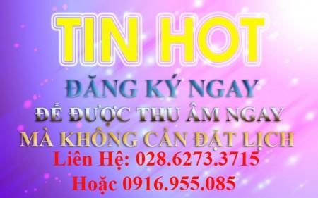 PHÒNG THU ÂM TNF STUDIO