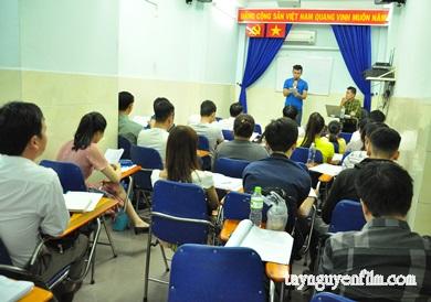 TUYỂN SINH KHÓA MC KHAI GIẢNG NGÀY 28 THÁNG 8/2017