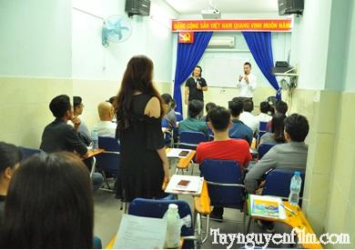 Khai giảng khóa đào tạo MC thứ 56
