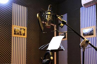 Studio thu âm tại quận 5