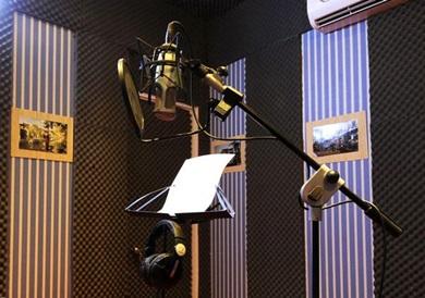 phòng thu cho ca sĩ