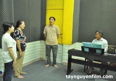 nơi luyện thi tiếng hát mãi xanh