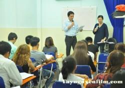 khóa học luyện giọng nói