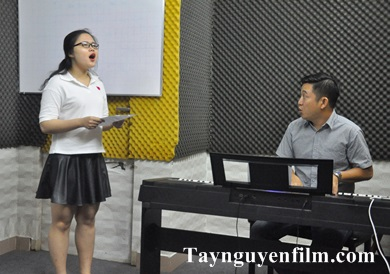 dạy hát karaoke