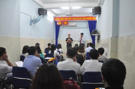 khóa học giao tiếp-kỹ năng thuyết trình