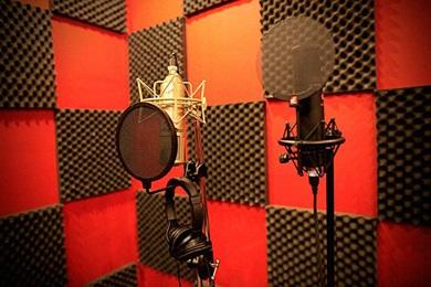 giá thu âm một bài hát