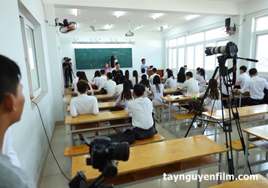 các trường đào tạo diễn viên tại tp.hcm