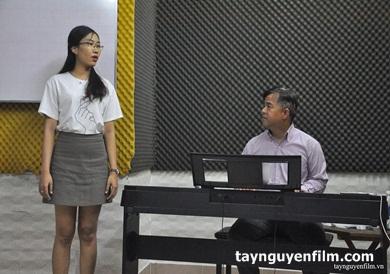 khóa học thanh nhạc tại quận 5