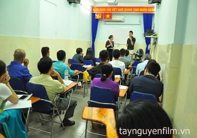 Nơi học dẫn chương trình quận 8