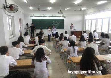 lớp học diễn viên điện ảnh