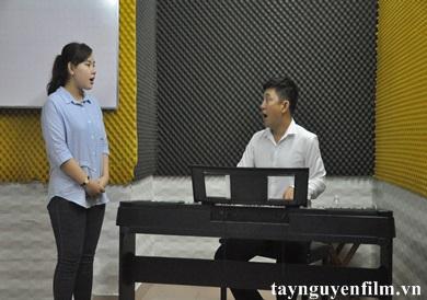 chiêu sinh khóa đào tạo ca sĩ tháng 3.2020