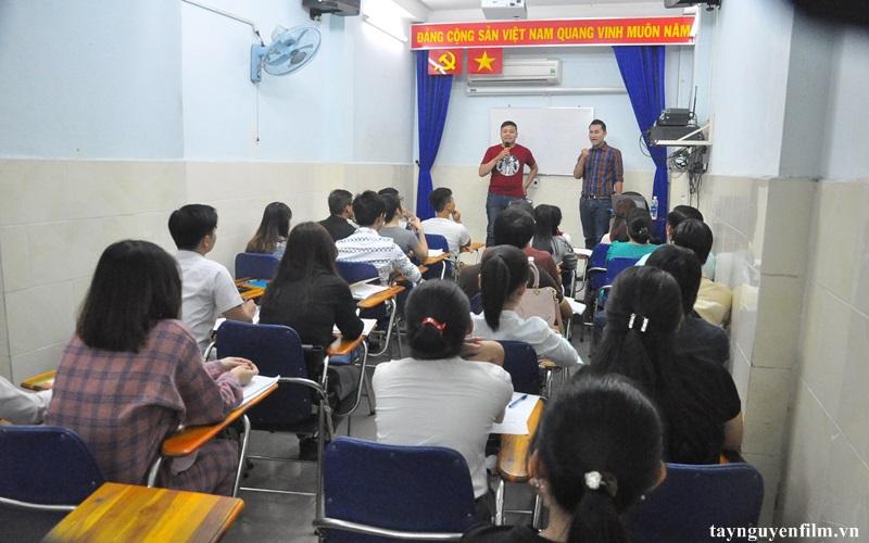 khai giảng khóa học mc hội thỏa tháng 7.2020
