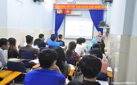 trung tâm đào tạo mc hội thảo
