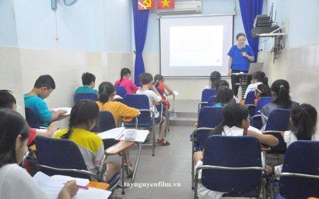 khai giảng khóa học MC nhí hè 2020