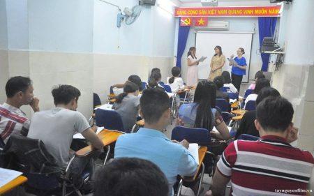 Nơi dạy MC tại quận 3