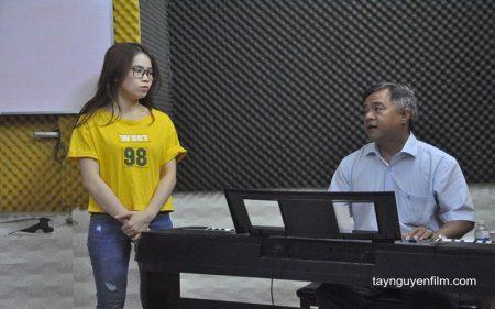 lớp học hát cho người không biết hát