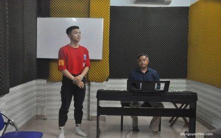 Lớp học hát ngắn hạn