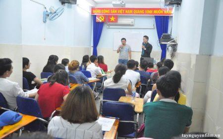Nơi dạy kỹ năng thuyết trình