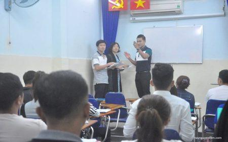 Cách luyện giọng nói thu hút trong thuyết trình