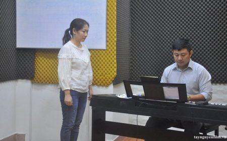 Nên học thanh nhạc ở đâu tại TP.HCM