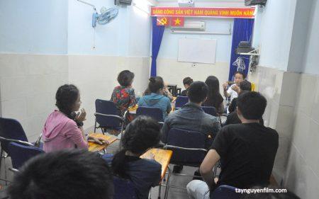 lớp dạy diễn viên ngắn hạn