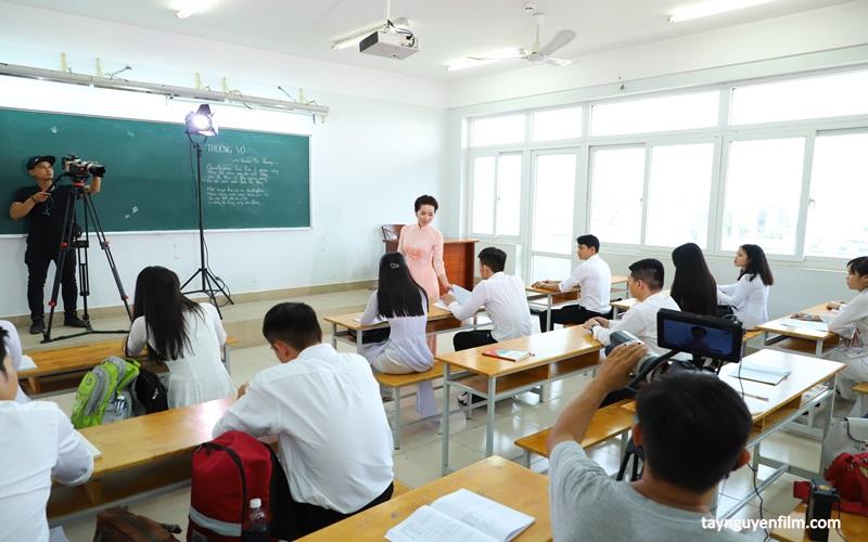 lớp học diễn viên