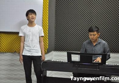 học thanh nhạc tại TP.HCM