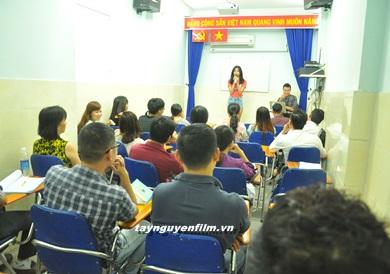 Trung tâm đào tạo - luyện thi diễn xuất cấp tốc tại Tp.HCM