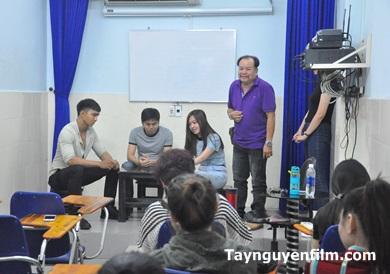 Lớp Luyện Thi - Đào Tạo Diễn Viên Căn bản - Nâng cao